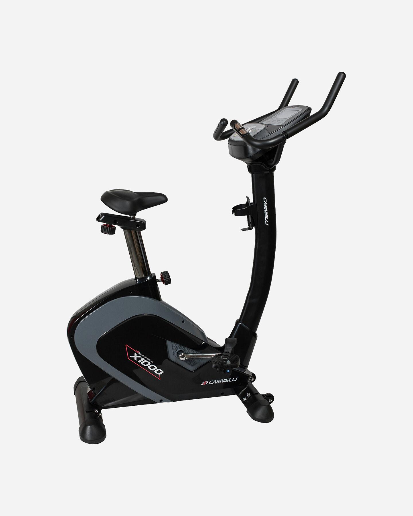 Cyclette CARNIELLI X-1000 S4019890 1 UNI scatto 0