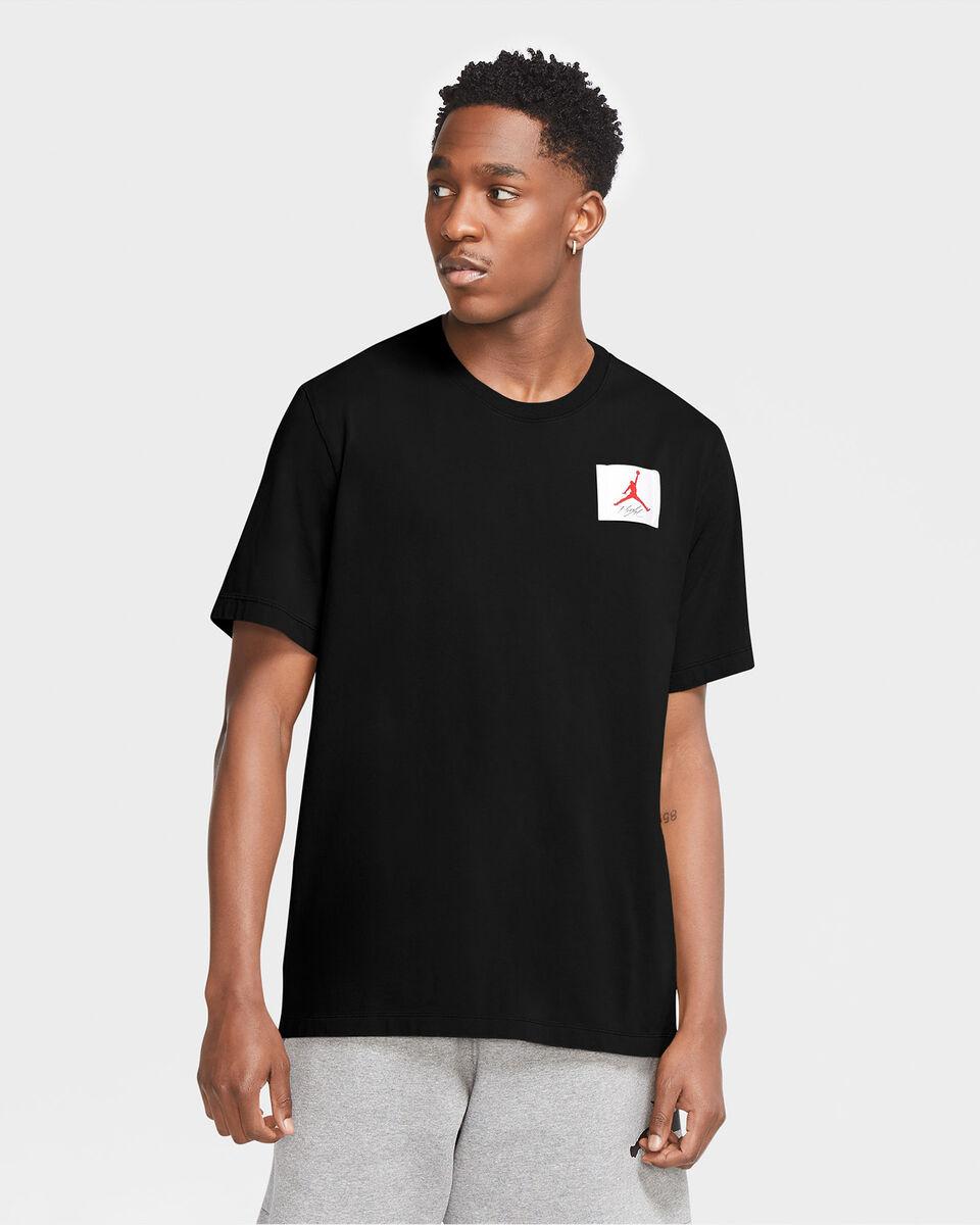 T-Shirt NIKE JORDAN FLIGHT ESSENTIALS M S5237916 scatto 2