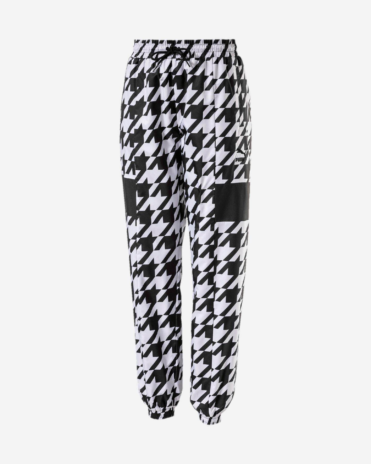 Pantalone PUMA CALI BRUSHED W S5173093 scatto 0