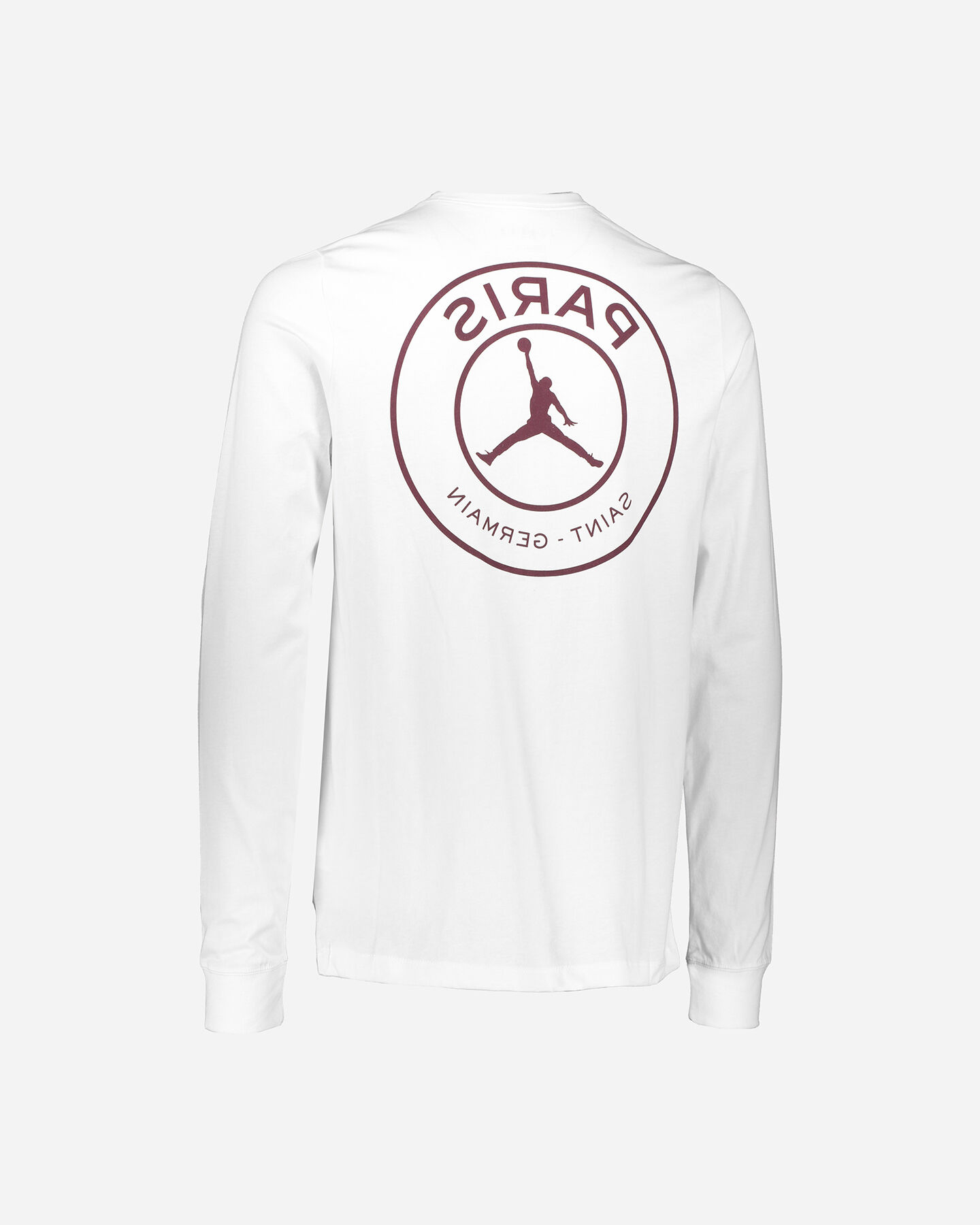 T-Shirt NIKE JORDAN PSG LS M S5227872 scatto 1