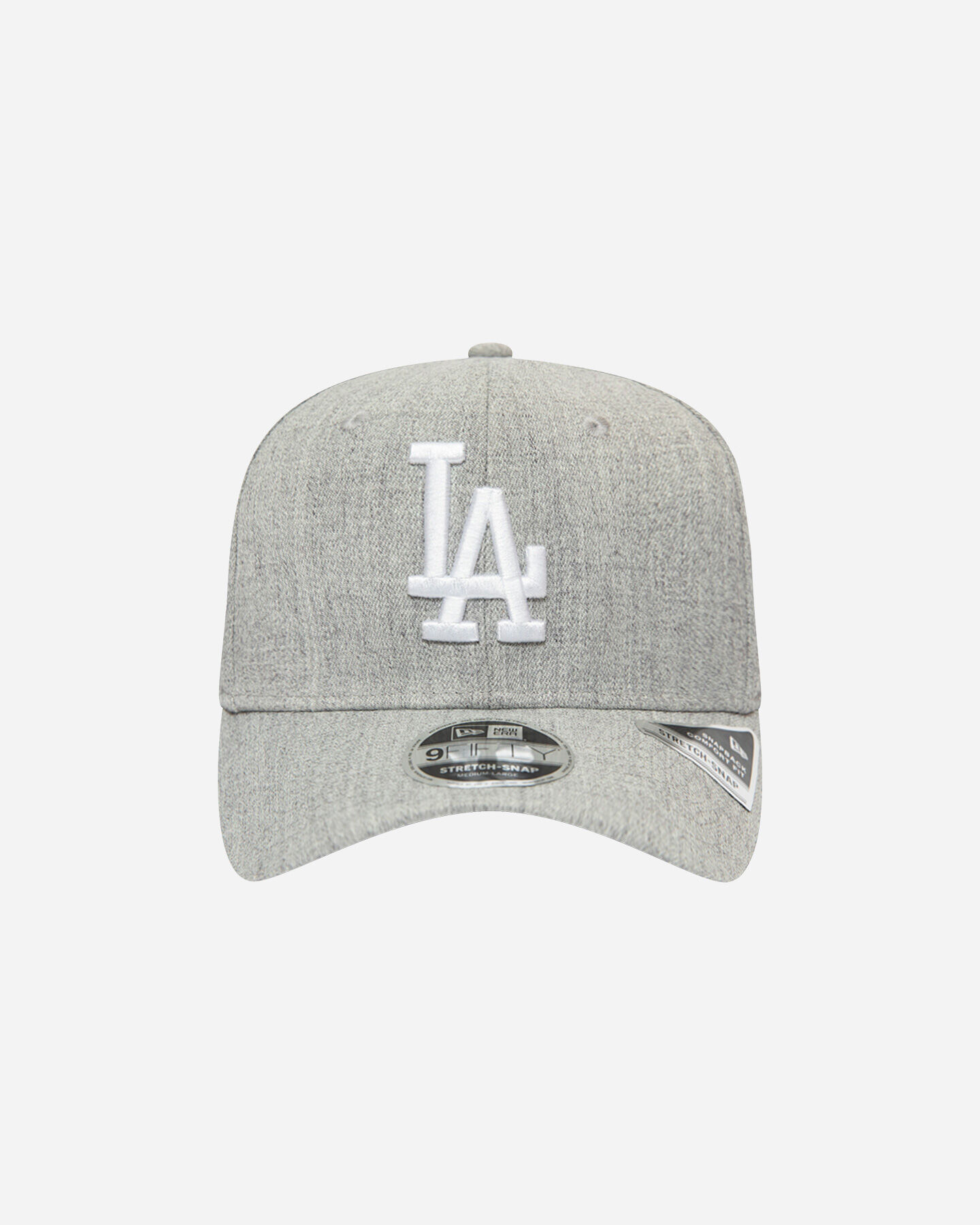 Cappellino NEW ERA LOS ANGELES DODGERS 9FIFTY HEATHER BASE S5170126 scatto 1