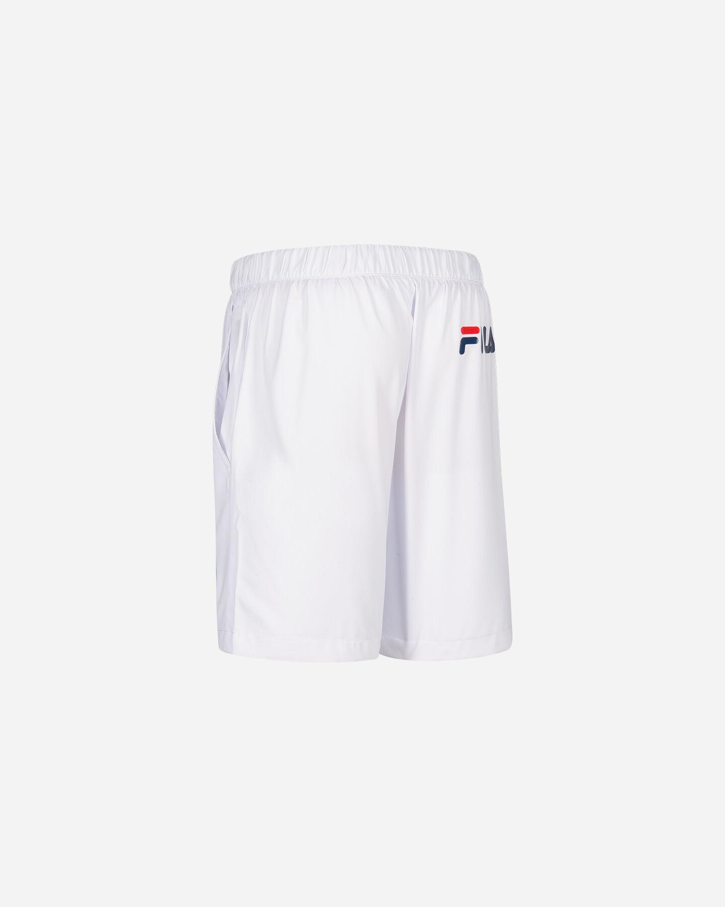Bottom tennis FILA TENNIS SHORT JR S4007726 scatto 1