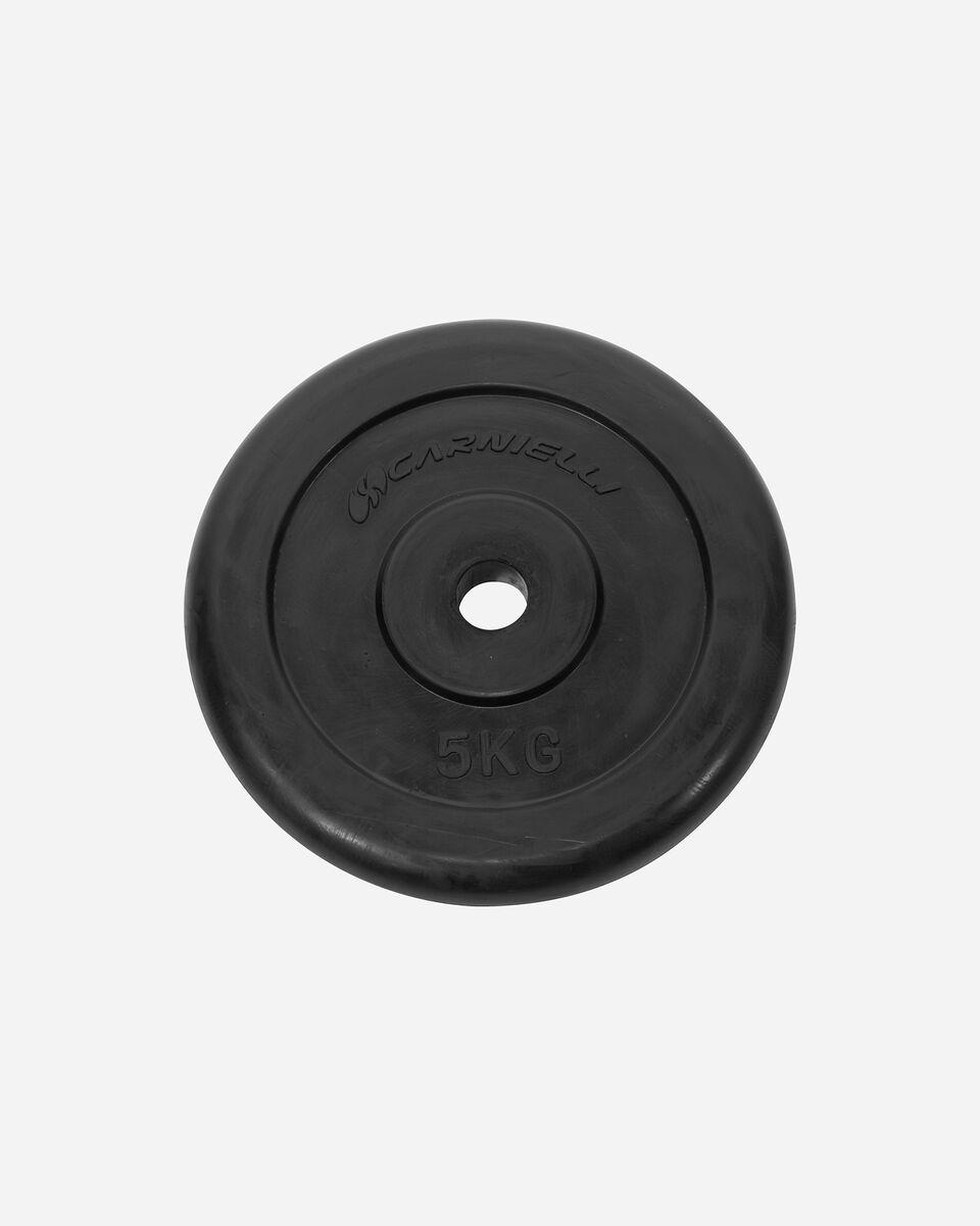 Disco ghisa CARNIELLI DISCO GOMMATO 5 KG S1129956|9999|UNI scatto 0