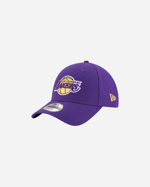 Cappellino NEW ERA LOS ANGELES LAKERS 9FORTY THE LEAGUE