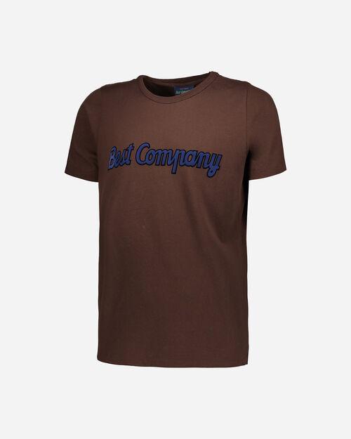 T-Shirt BEST COMPANY LOGO M