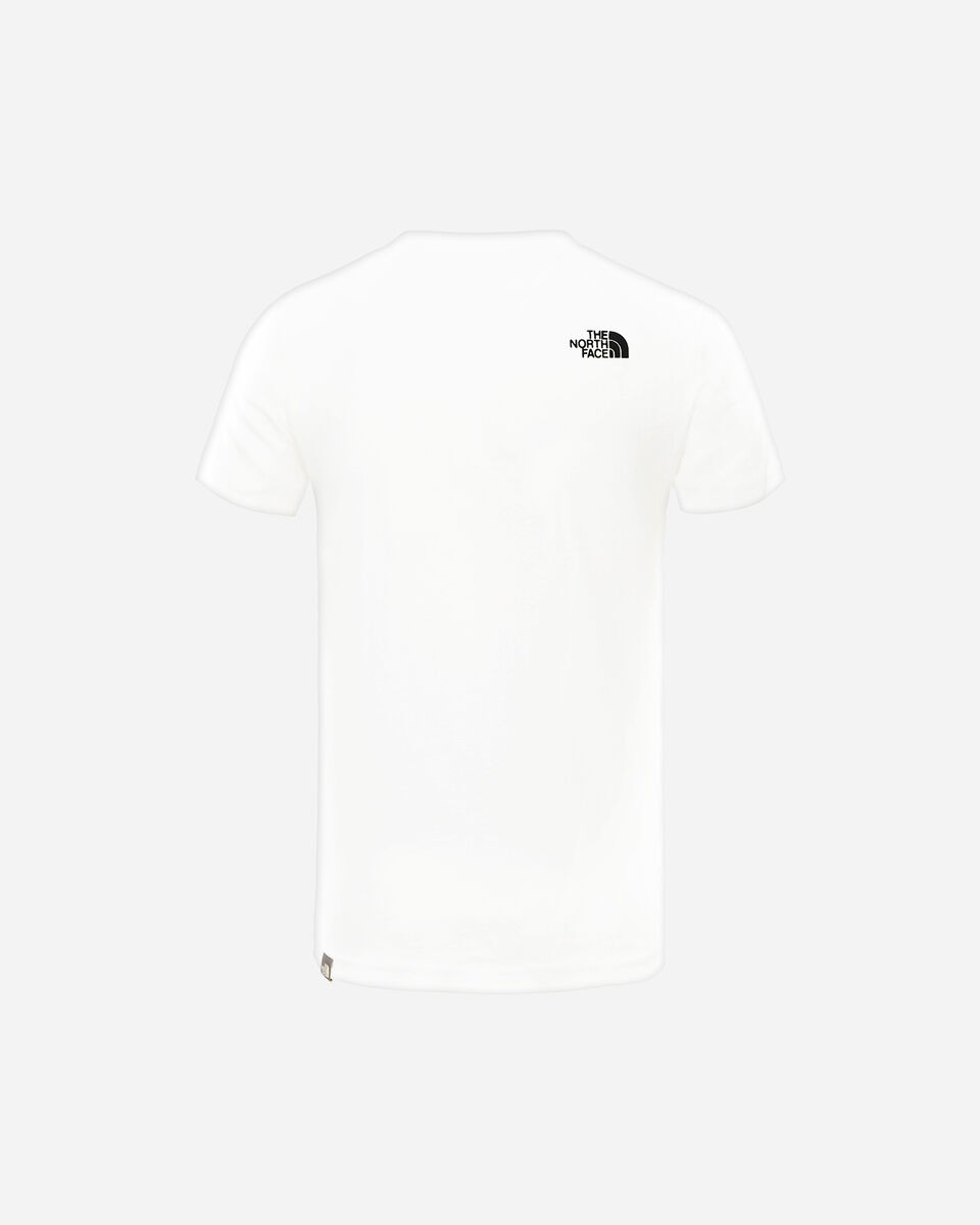 T-Shirt THE NORTH FACE BOX JR S5192888 scatto 1