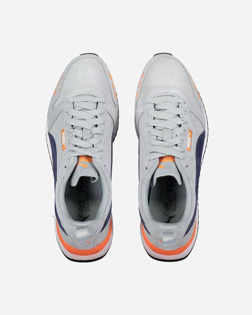 Scarpe sneakers PUMA R78 SD M S5238265 scatto 3
