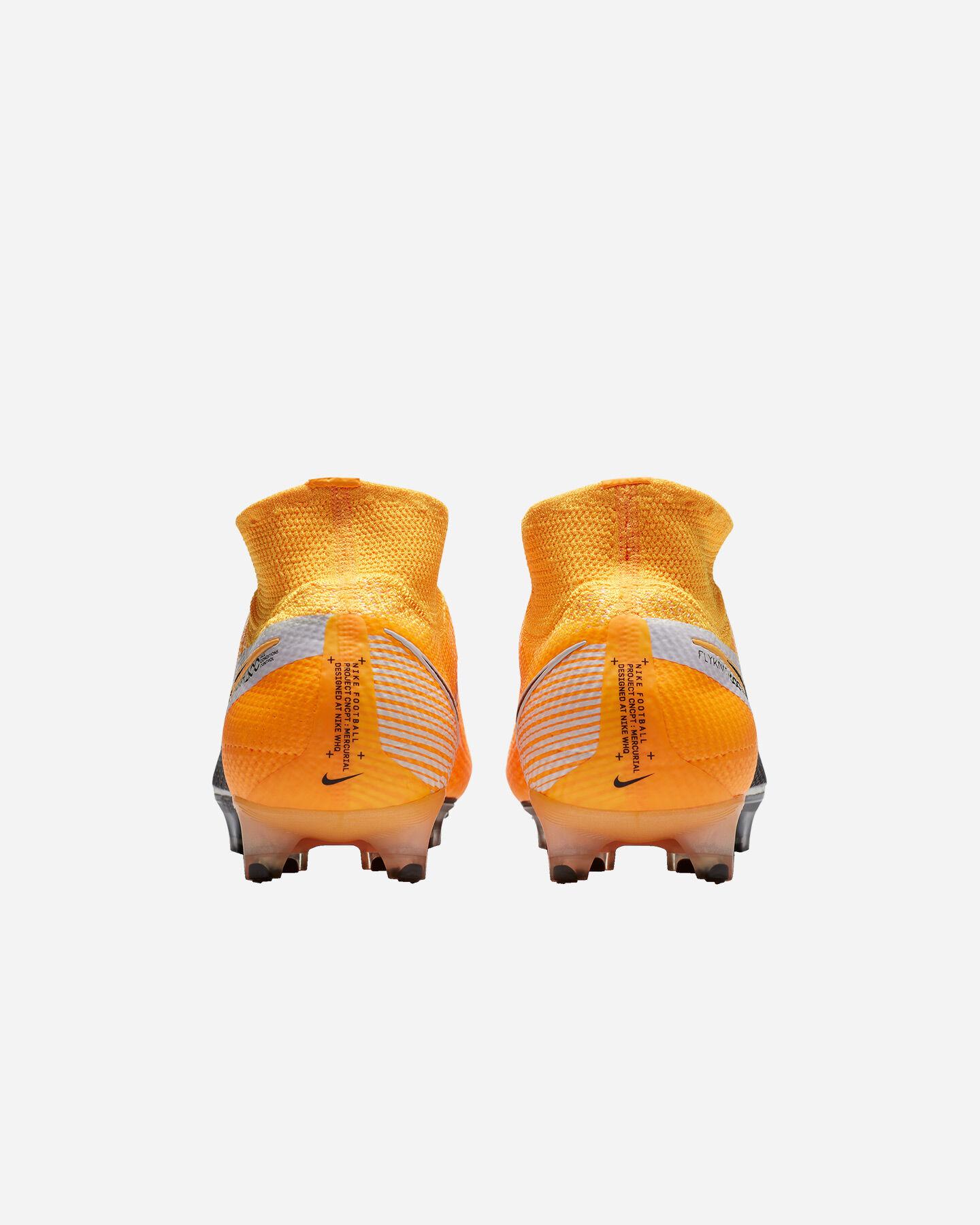 Scarpe calcio NIKE MERCURIAL SUPERFLY ELITE FG M S5223687 scatto 4
