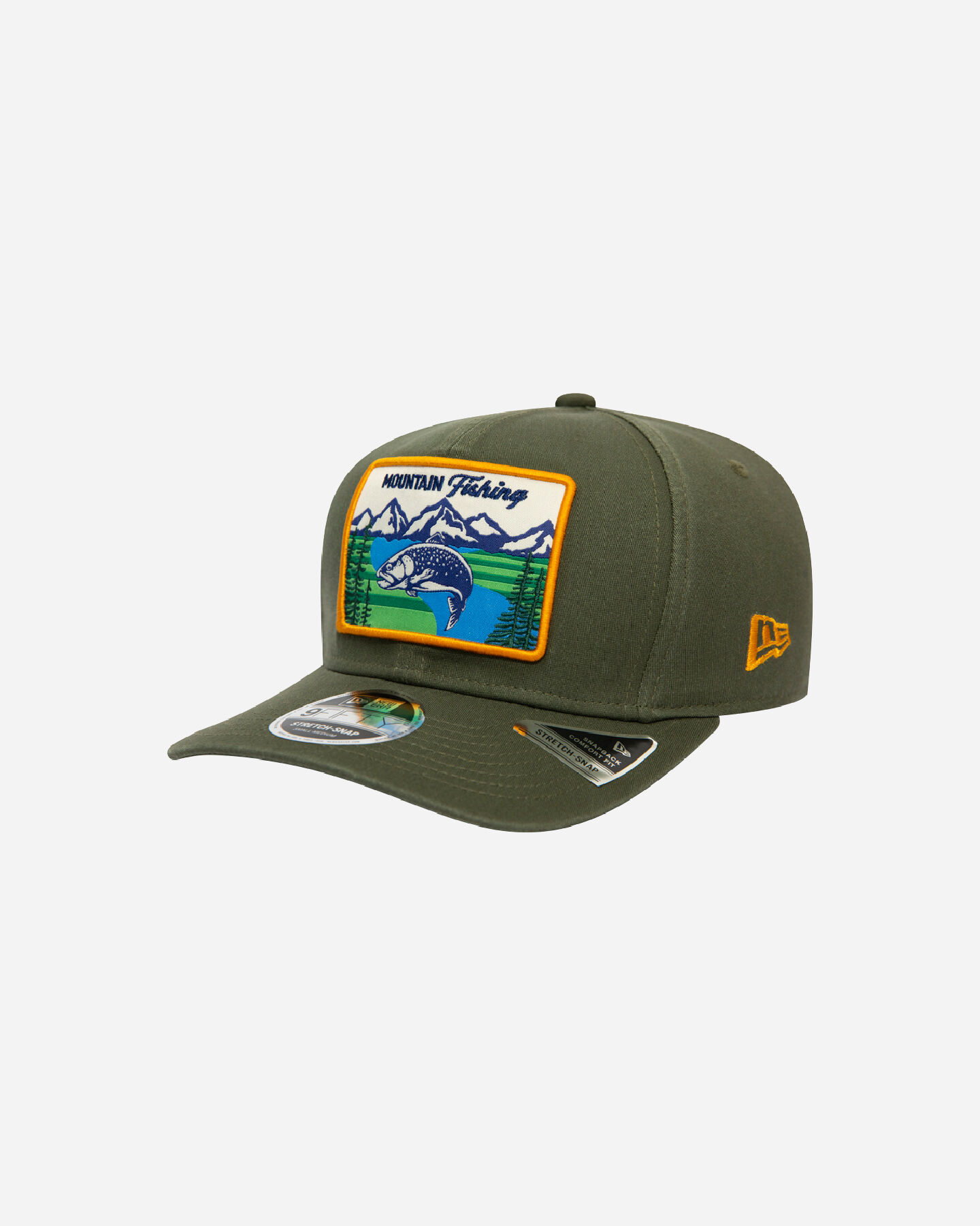 Cappellino NEW ERA 9FIFTY STRETCH SNAP OUTDOOR  S5239037 scatto 0