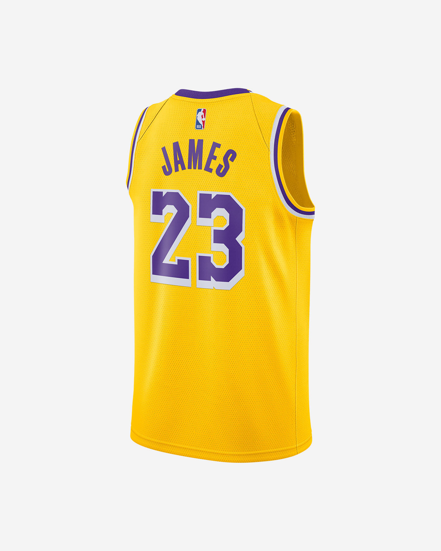 Canotta basket NIKE LEBRON JAMES LAKERS ICON EDITION 2020 M S5225873 scatto 1