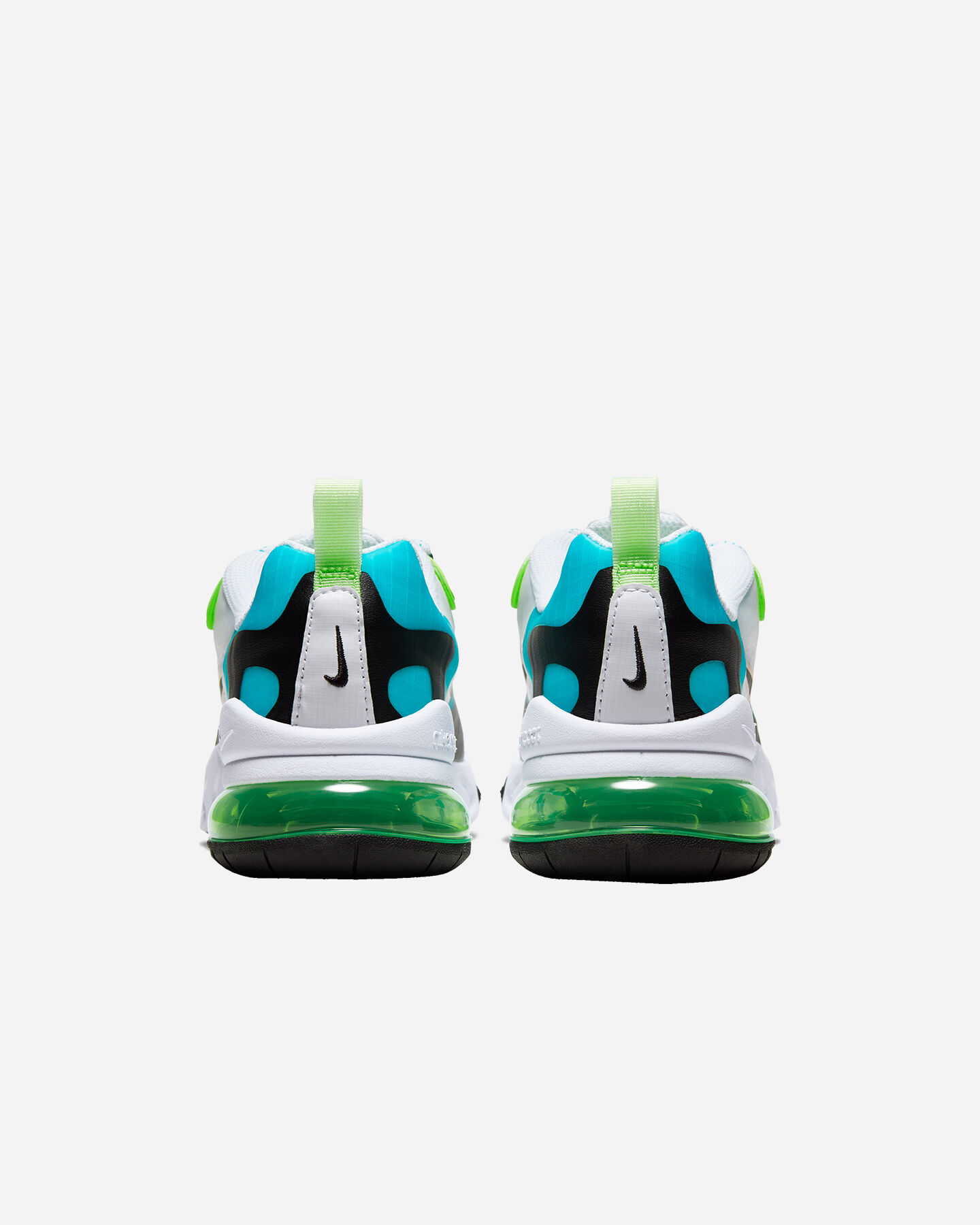 Scarpe sneakers NIKE AIR MAX 270 REACT SE JR GS S5194693 scatto 4