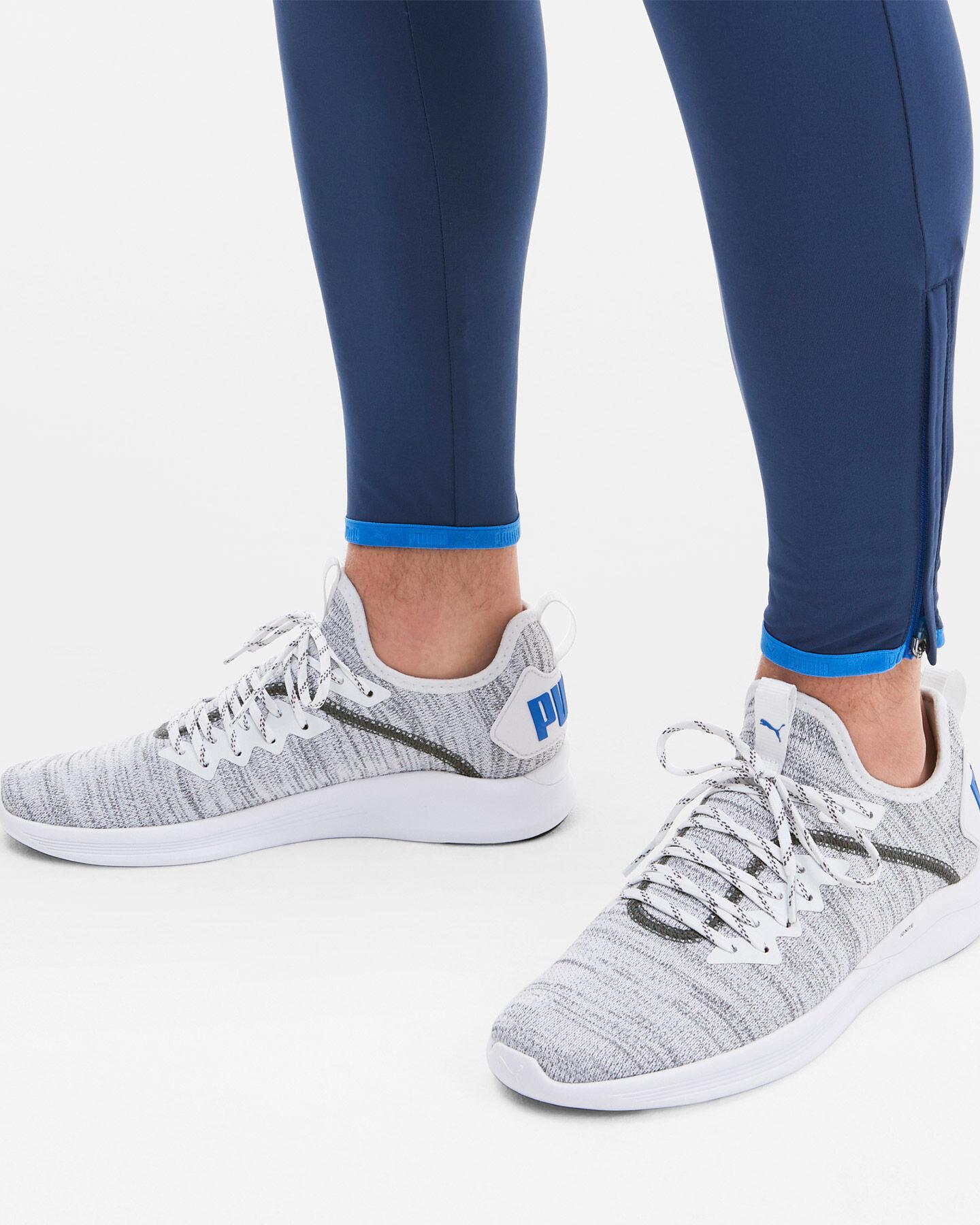 Scarpe sneakers PUMA IGNITE FLASH EVOKNIT M S5181432 scatto 5