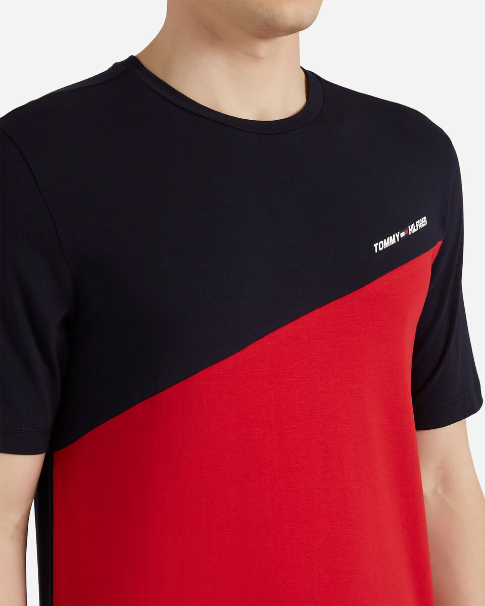 T-Shirt TOMMY HILFIGER COLOR M S4089504 scatto 4