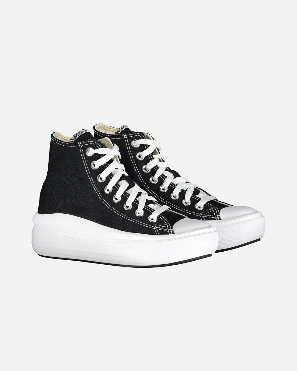 Scarpe sneakers CONVERSE CHUCK TAYLOR ALL STAR MOVE PLATFORM W S5231651 scatto 1