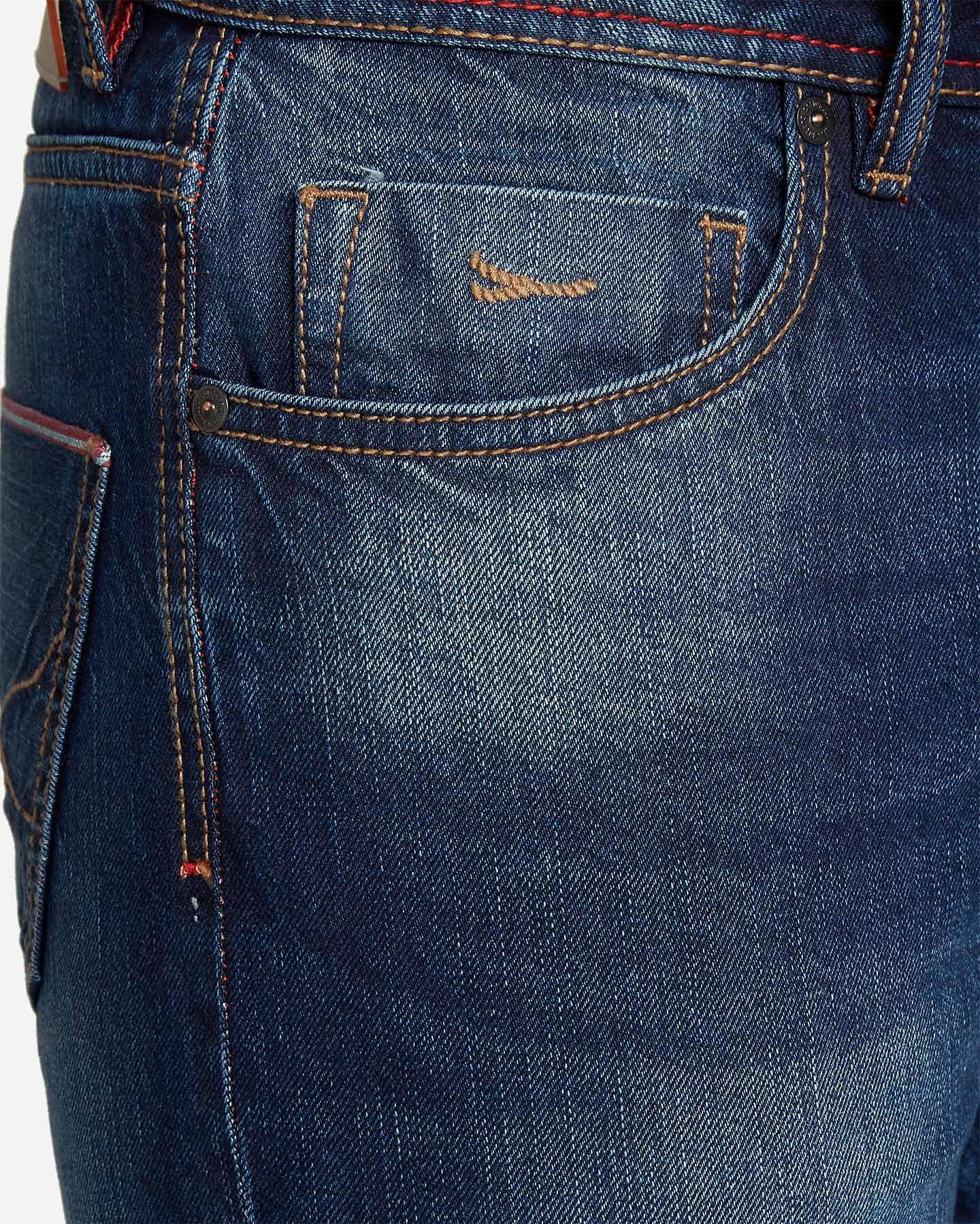 Jeans COTTON BELT WALDO MODERN REGULAR M S4070903 scatto 3