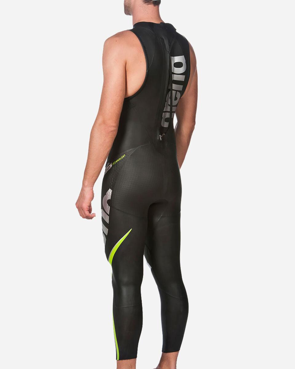 Costume piscina ARENA TRIWETSUIT CARBON M S5042757 scatto 5