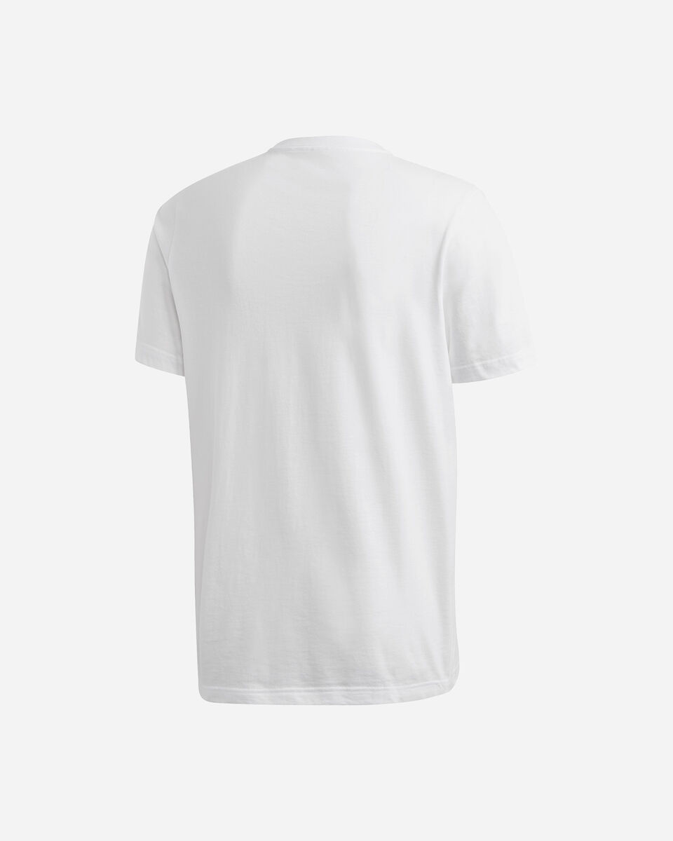 T-Shirt ADIDAS SMALL LOGO M S5210267 scatto 1