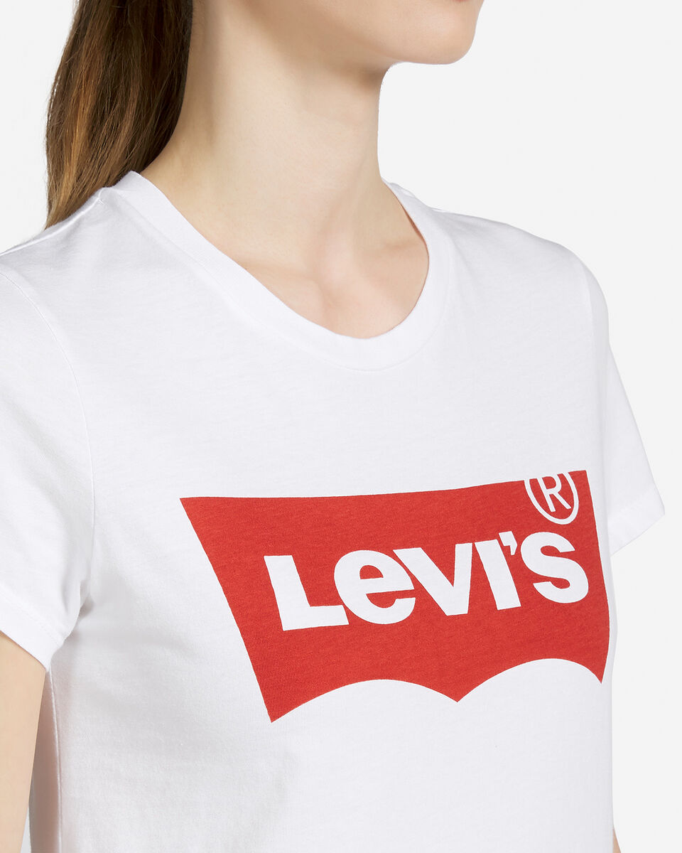 T-Shirt LEVI'S THE PERFECT GRAPHIC W S4063834 scatto 4