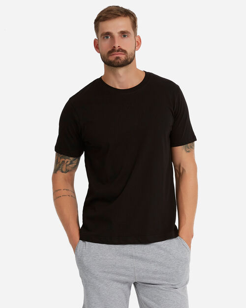 T-Shirt ABC GIROCOLLO M