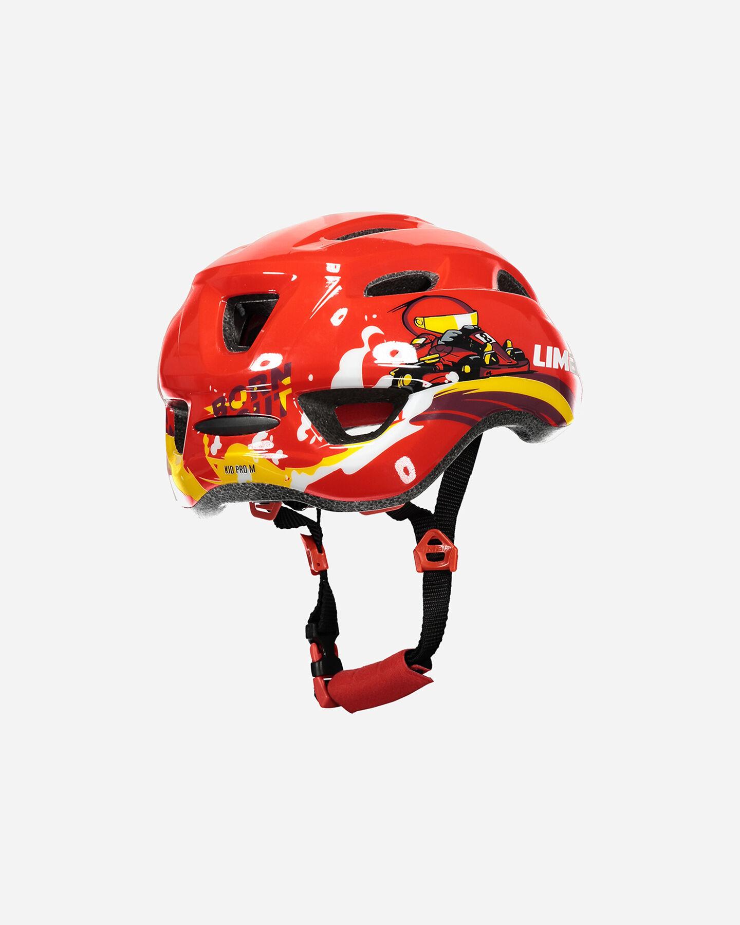 Casco bici LIMAR RACE JR S4078253 1 UNI scatto 1