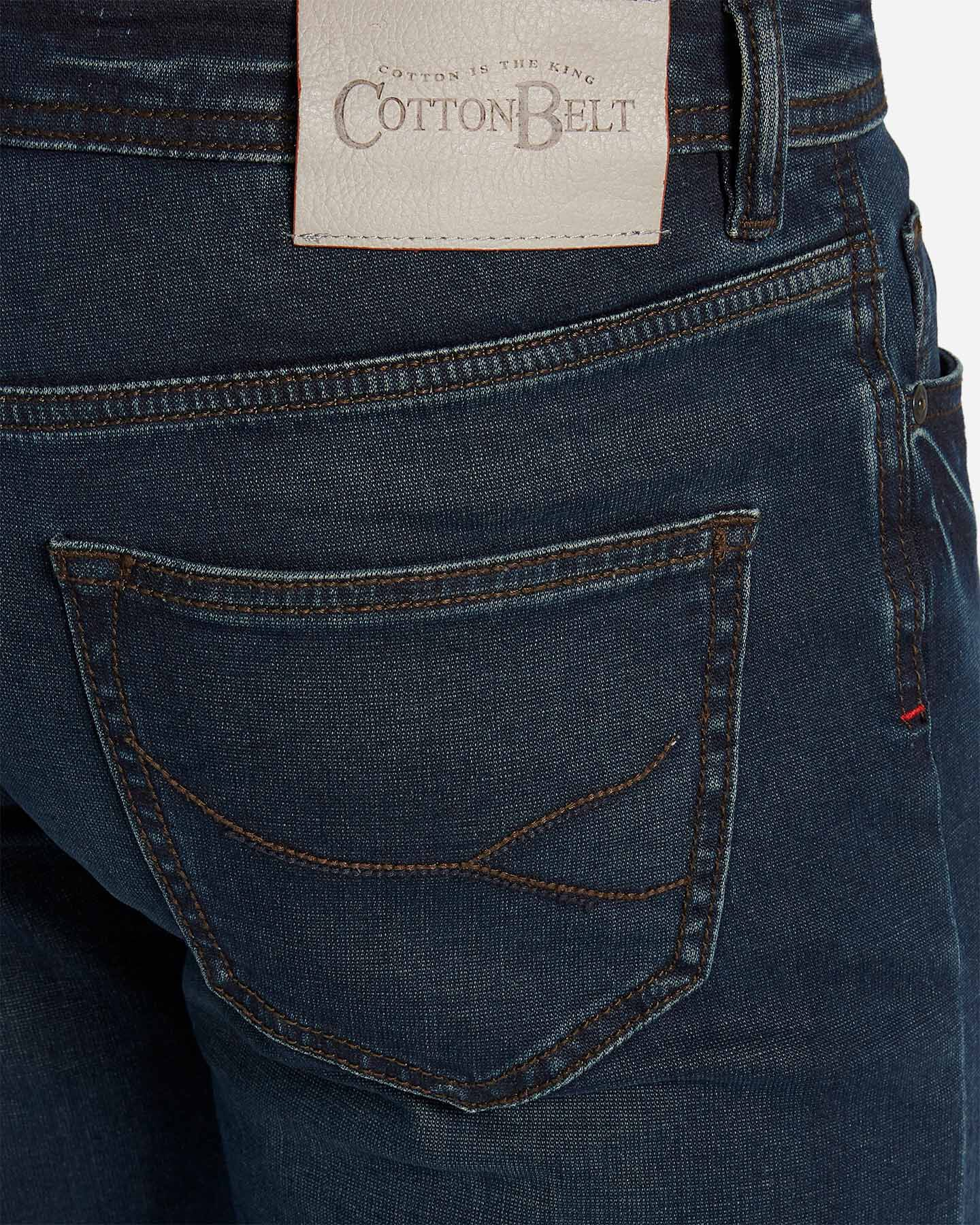 Jeans COTTON BELT GENOA REGULAR M S4070913 scatto 3