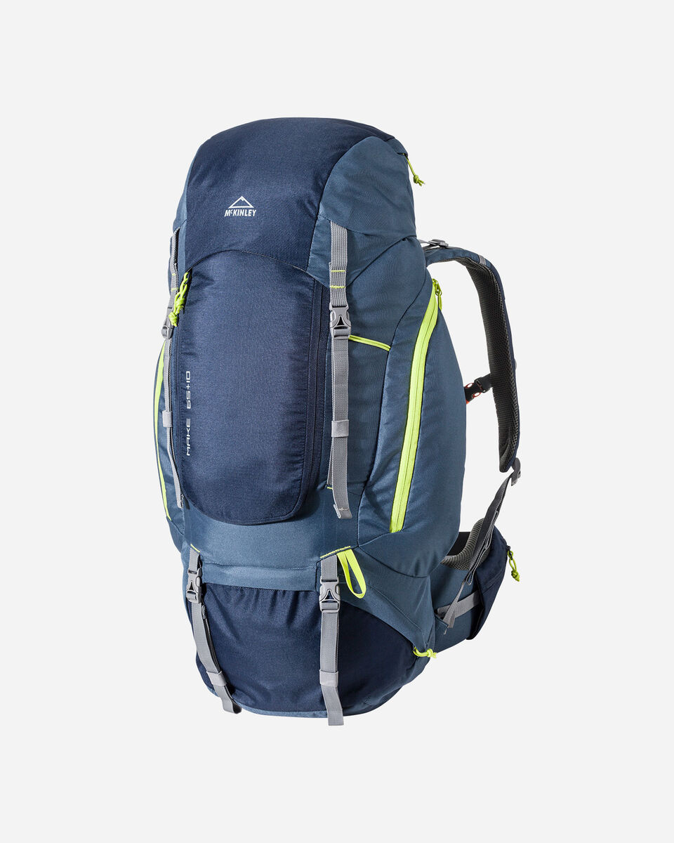 Zaino trekking MCKINLEY MAKE 65+10 RC S2001465|900|15 scatto 0