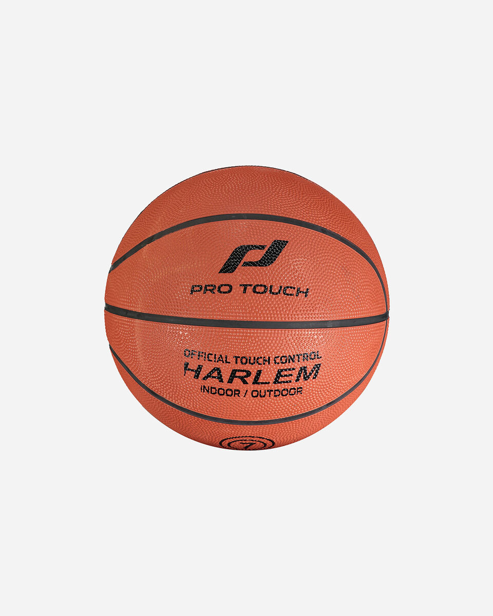 Pallone basket PRO TOUCH HARLEM MIS.7 S0136335|973|UNI scatto 0