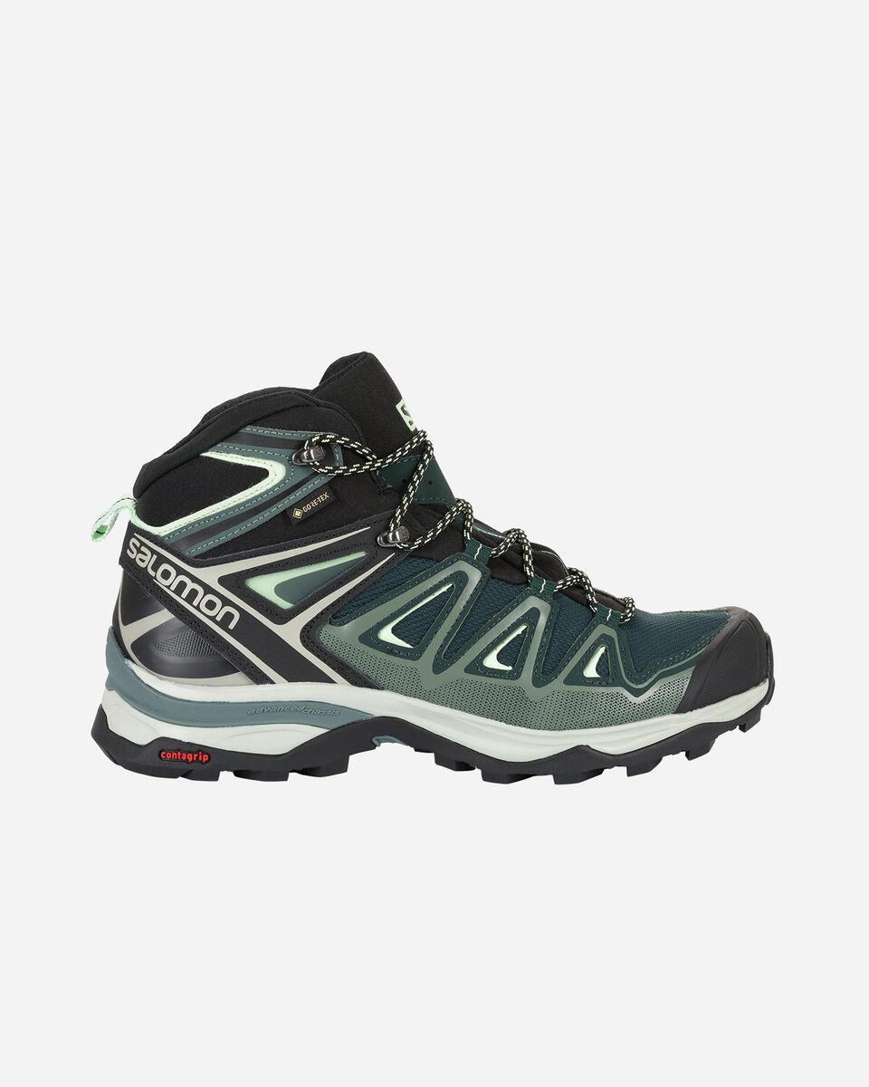 Scarpe escursionismo SALOMON X ULTRA 3 MID GTX W S5197206 scatto 0