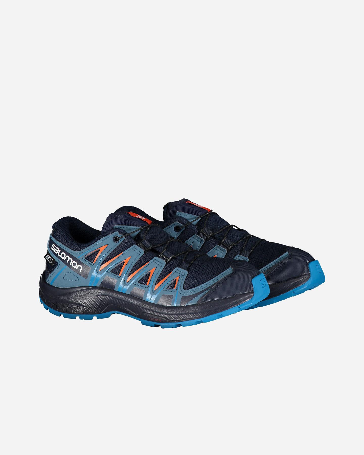 Scarpe trail SALOMON XA PRO 3D JR S4050781 scatto 1