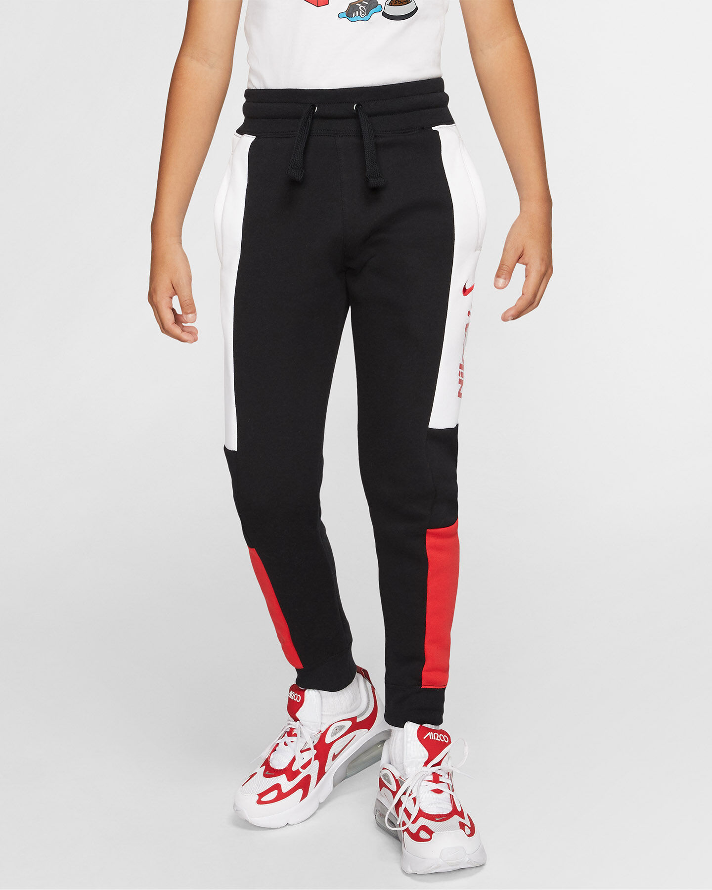 Pantalone NIKE AIR JR S5164586 scatto 2