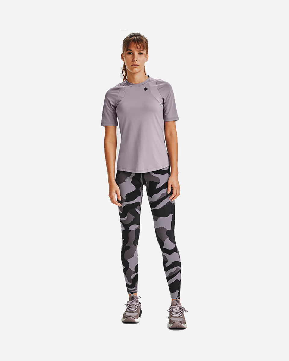 Leggings UNDER ARMOUR CAMOU RUSH W S5229989 scatto 2