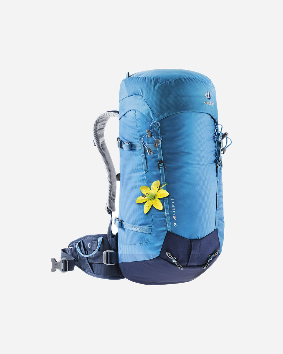 Zaino alpinismo DEUTER GUIDE LITE 28+ SL S4077420 1317 UNI scatto 0