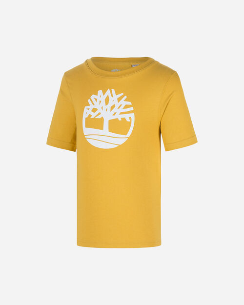 T-Shirt TIMBERLAND LINEAR LOGO JR