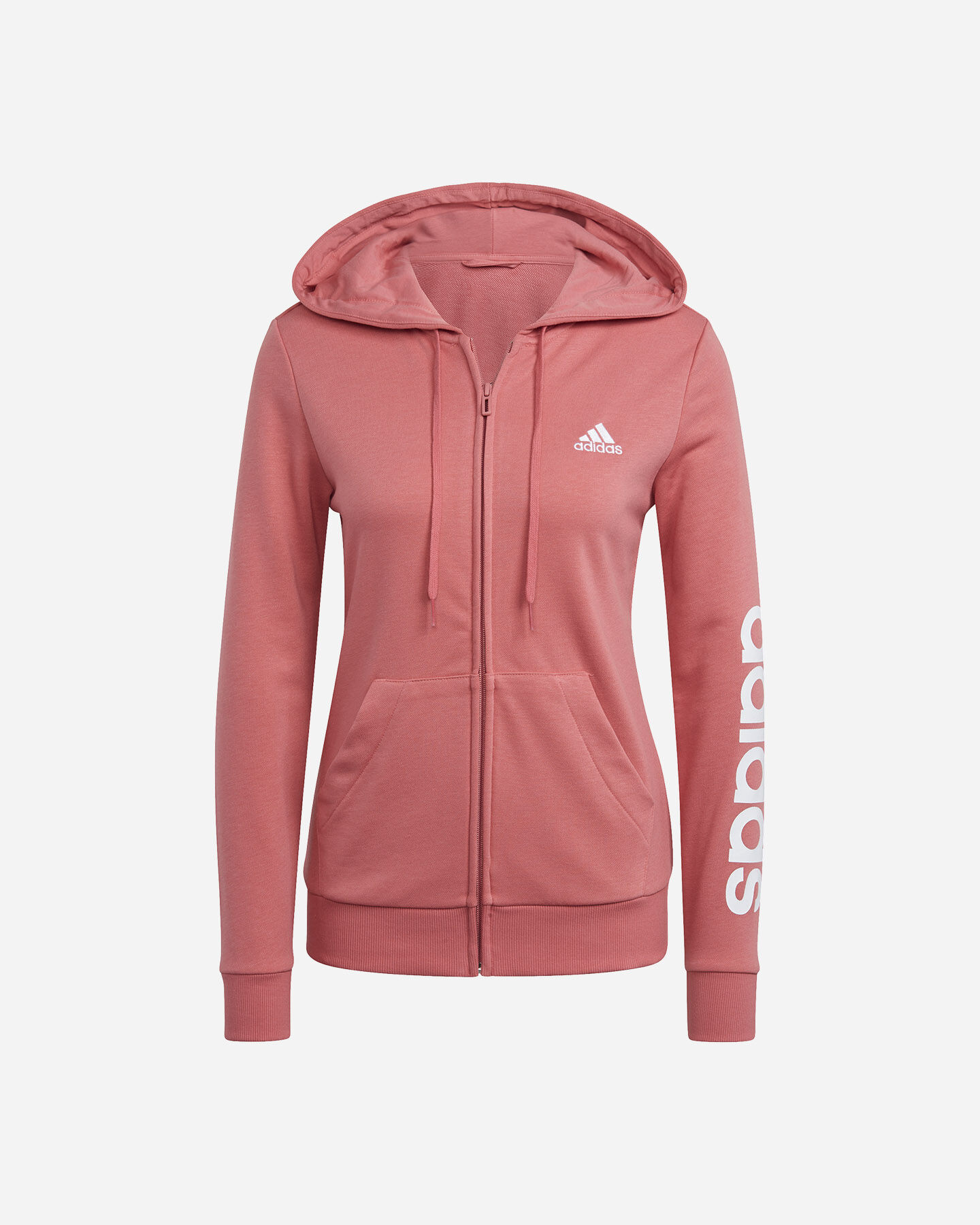Felpa ADIDAS BIG LOGO W S5274710 scatto 0