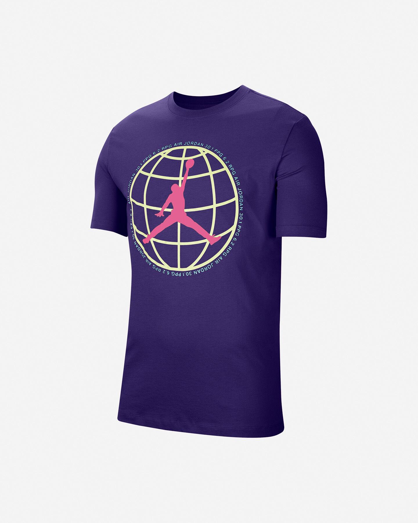 T-Shirt NIKE JORDAN JUMPMAN MOUNTAINSIDE M S5247340 scatto 0