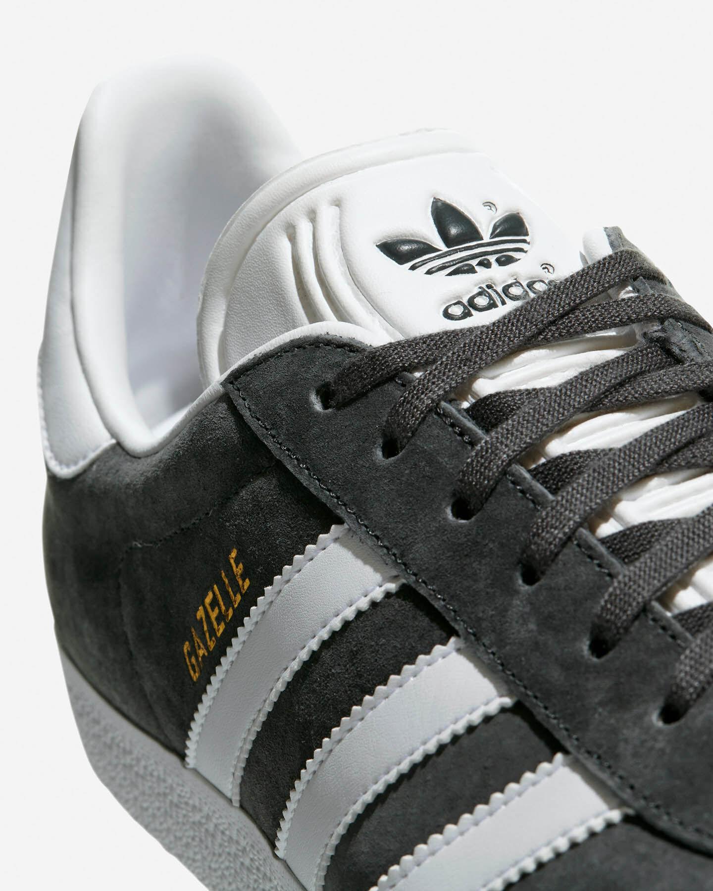 Scarpe sneakers ADIDAS GAZELLE M S4009338 scatto 5