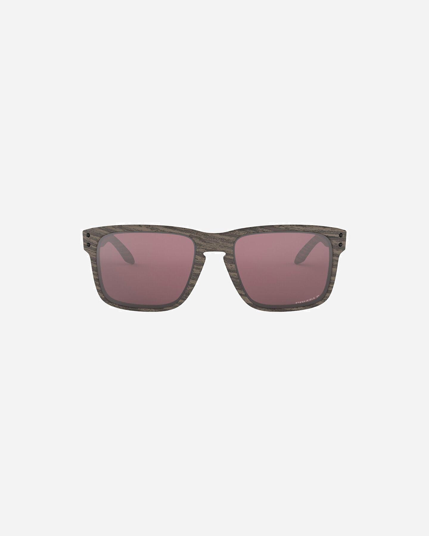 Occhiali OAKLEY HOLBROOK WOODGRAIN PRIZM S4002501|9999|UNI scatto 1