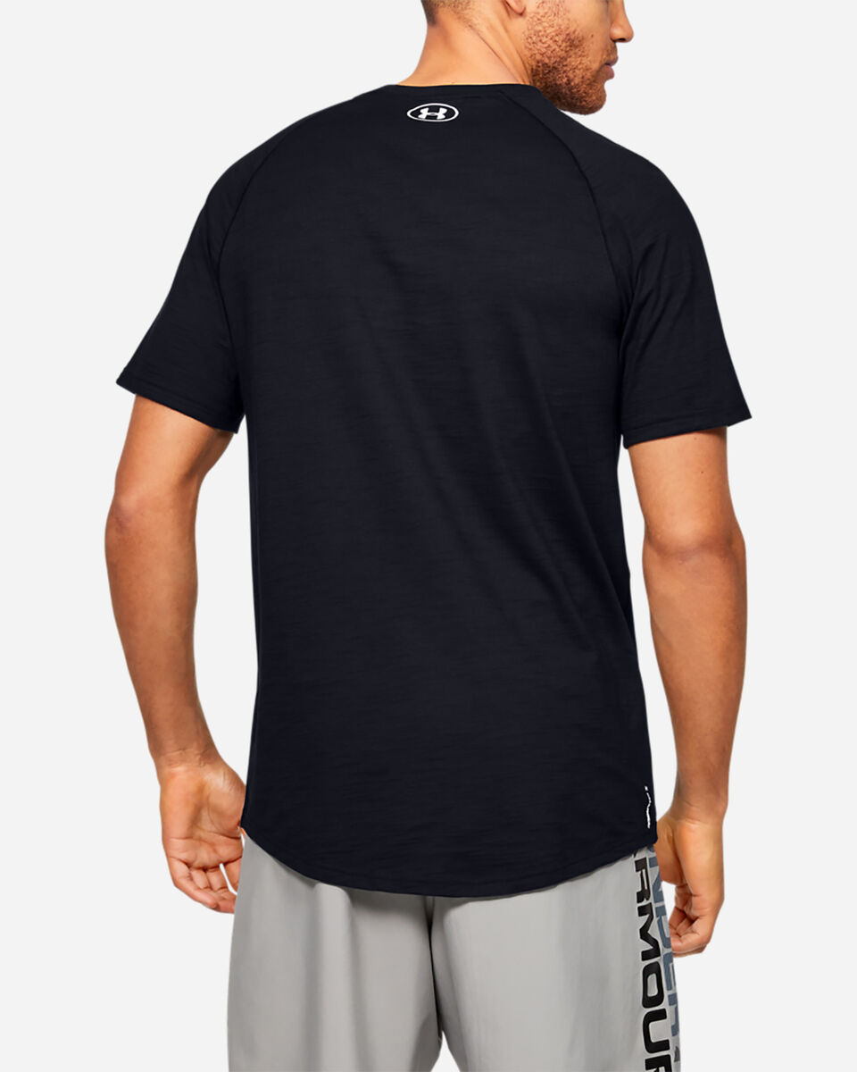 T-Shirt training UNDER ARMOUR CHARGED M S5169035 scatto 4