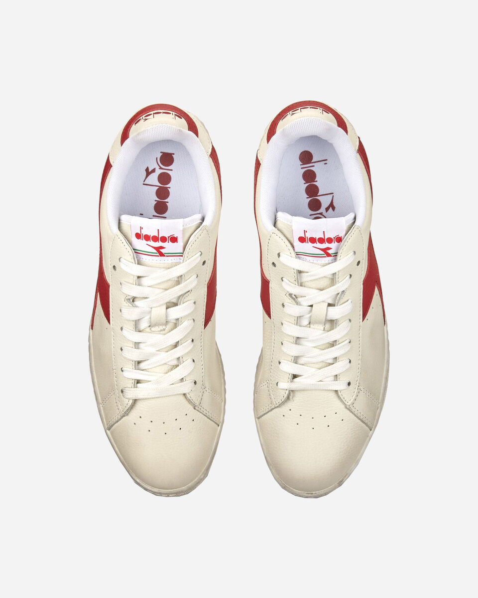 Scarpe sneakers DIADORA GAME LOW WAXED M S4025477 scatto 3