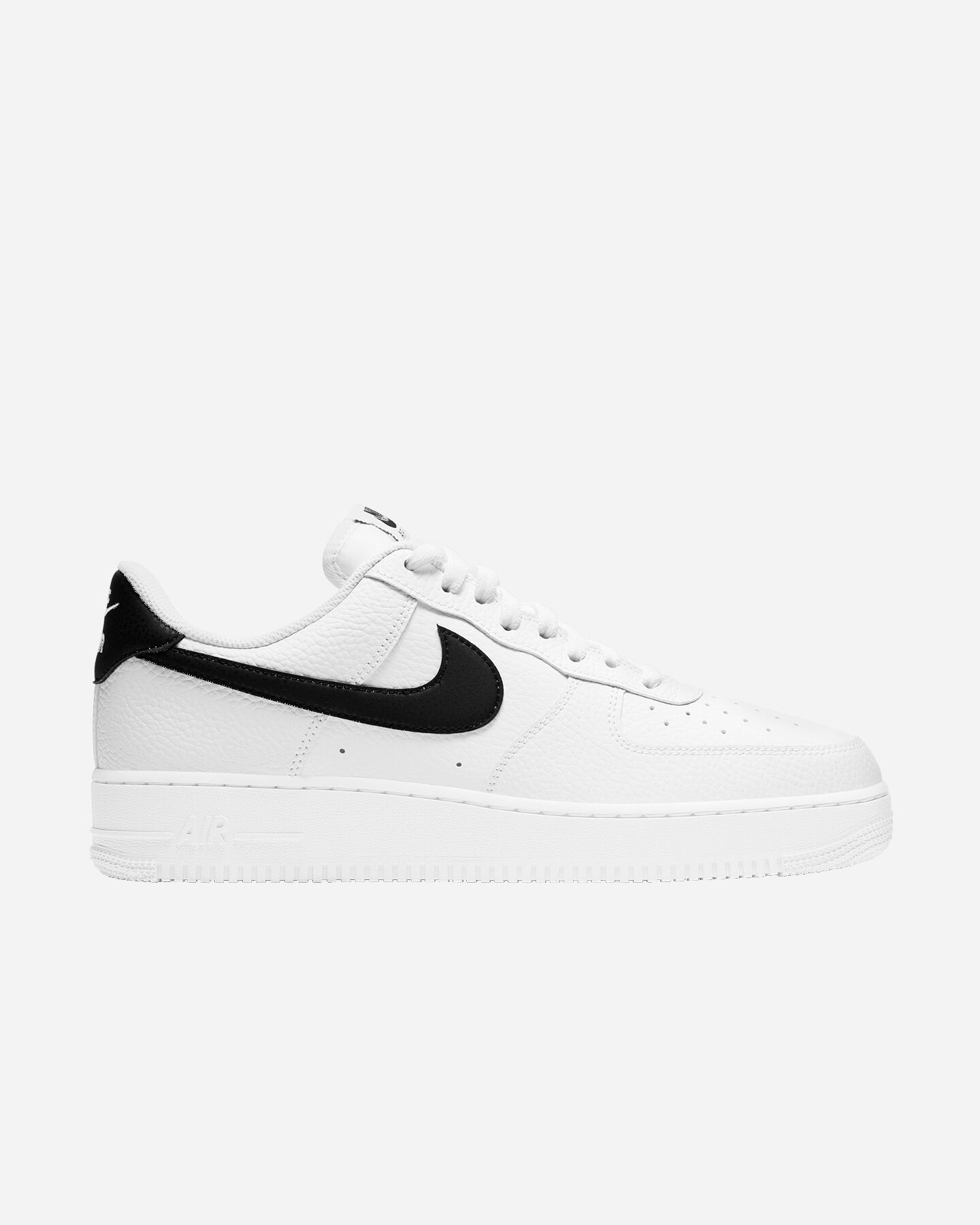 Scarpe sneakers NIKE AIR FORCE 1 '07 M S5270830 scatto 0