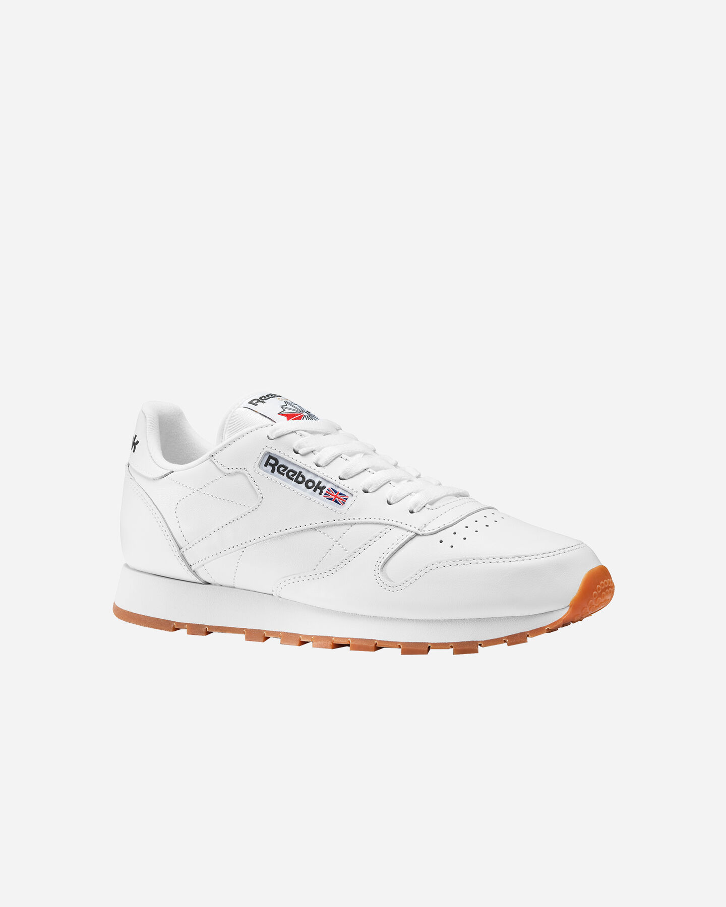 Scarpe sneakers REEBOK CLASSIC LEATHER M S4023267 scatto 1