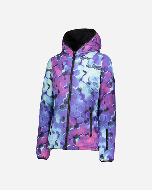 Giacca snow MISTRAL REVERSIBLE W