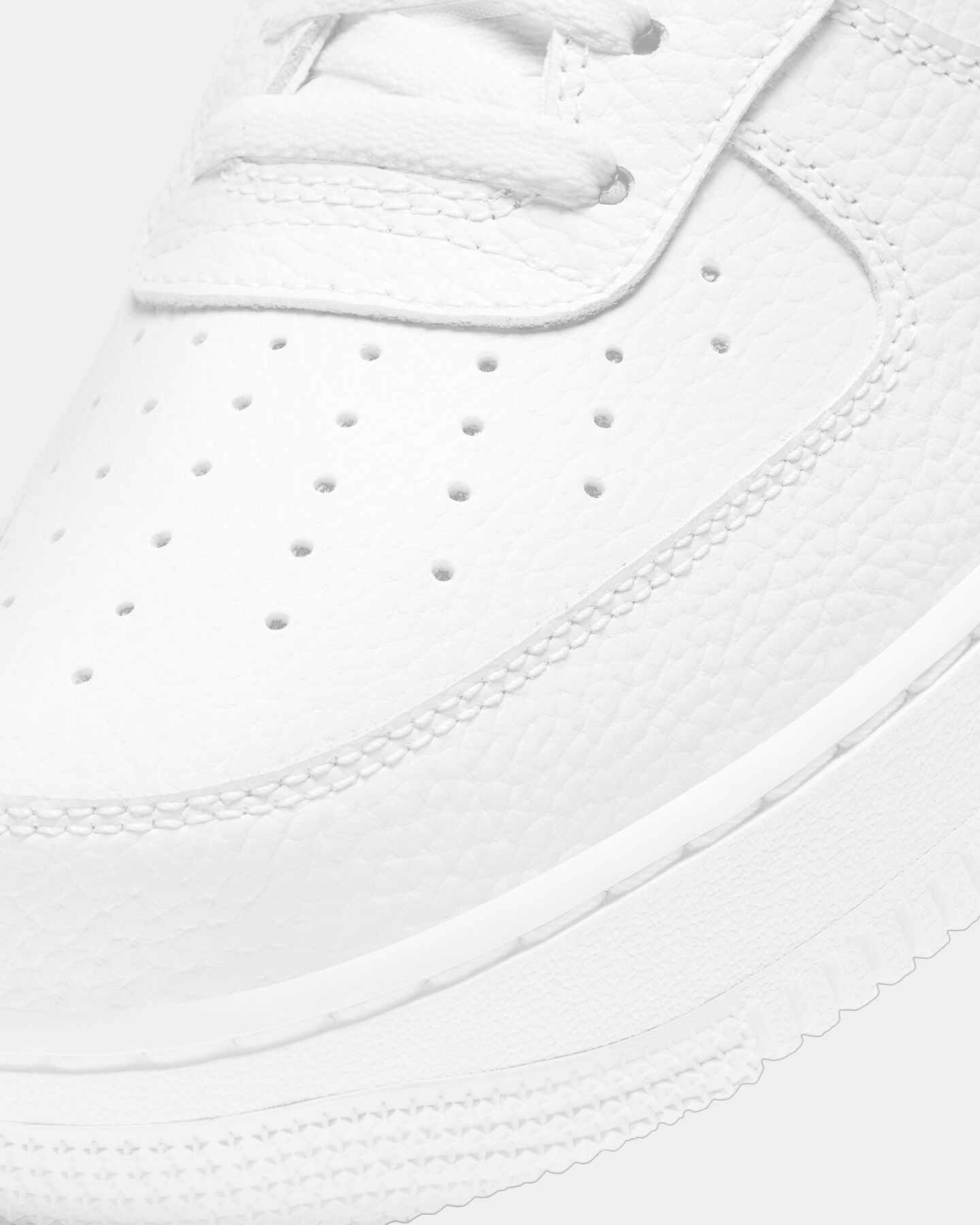 Scarpe sneakers NIKE AIR FORCE 1 '07 M S5270830 scatto 4