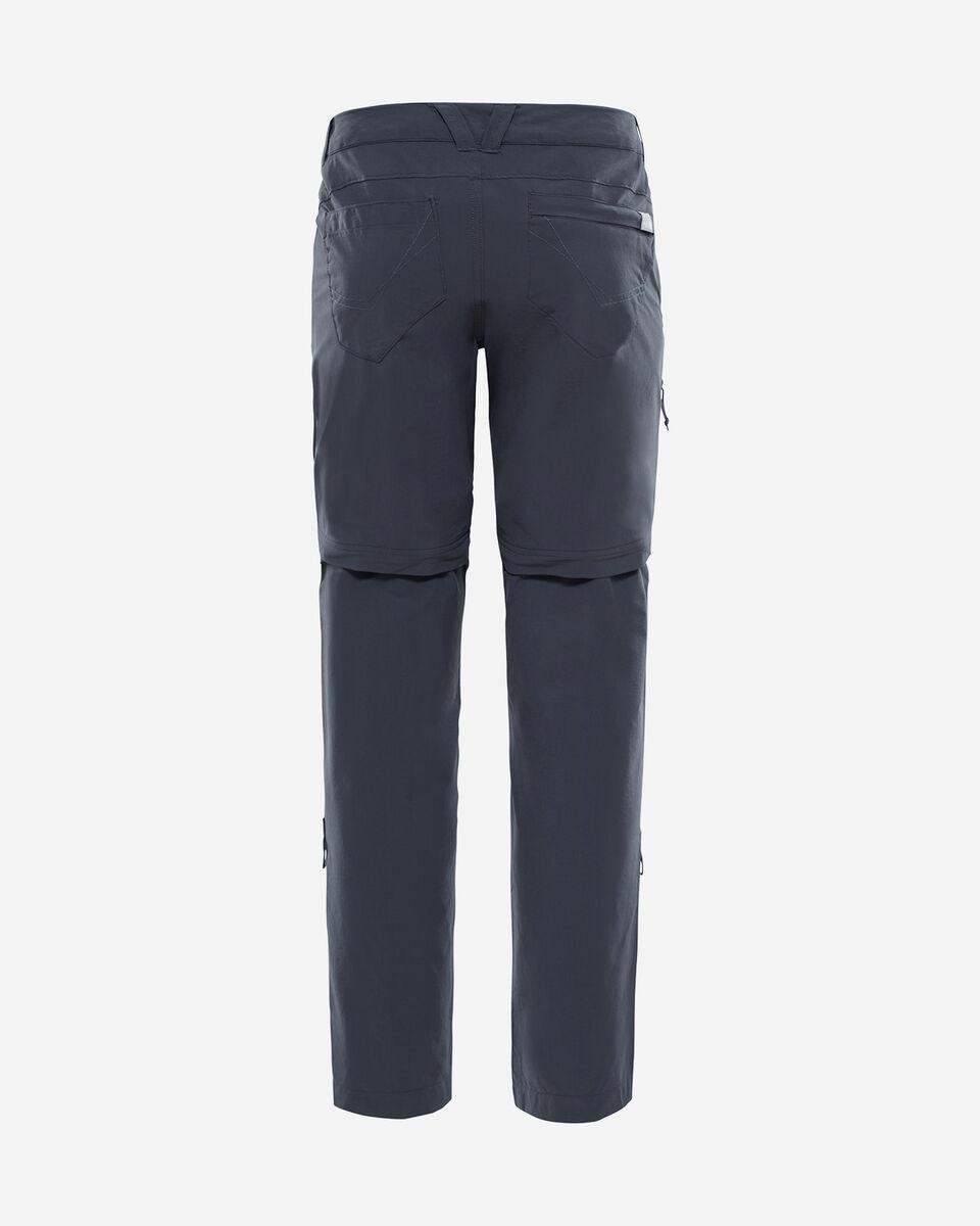 Pantalone outdoor THE NORTH FACE EXPLORATION CONV W S4021663 scatto 1