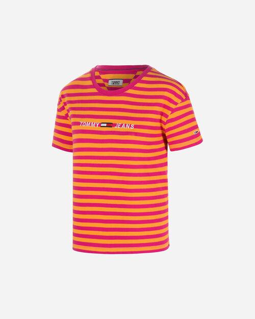 T-Shirt TOMMY HILFIGER STRIPES W