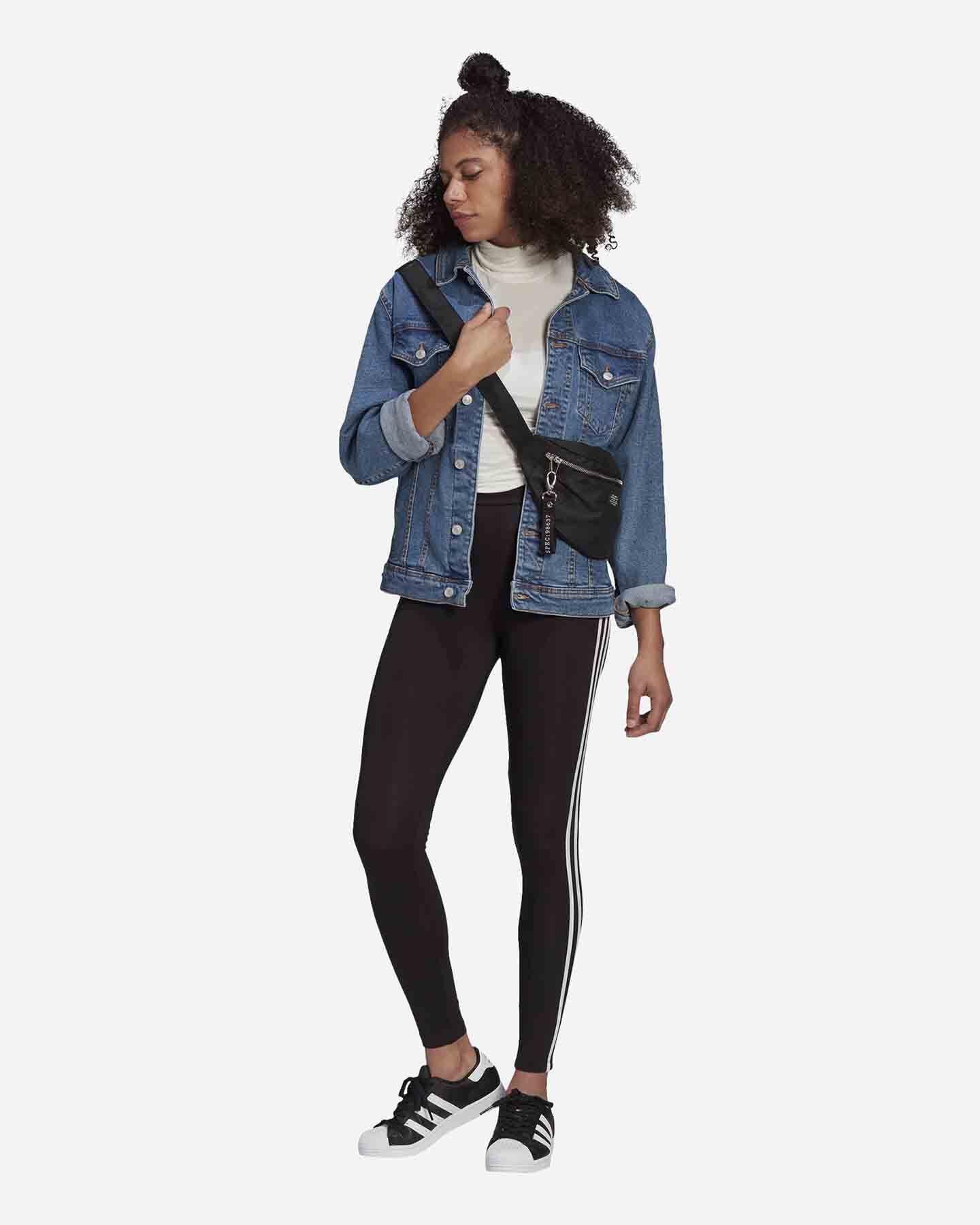 Jeans ADIDAS 3 STRIPES W S5271767 scatto 3