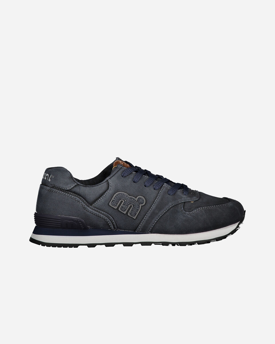 Scarpe sneakers MISTRAL SEVENTIES DENIM M S4089425 scatto 0