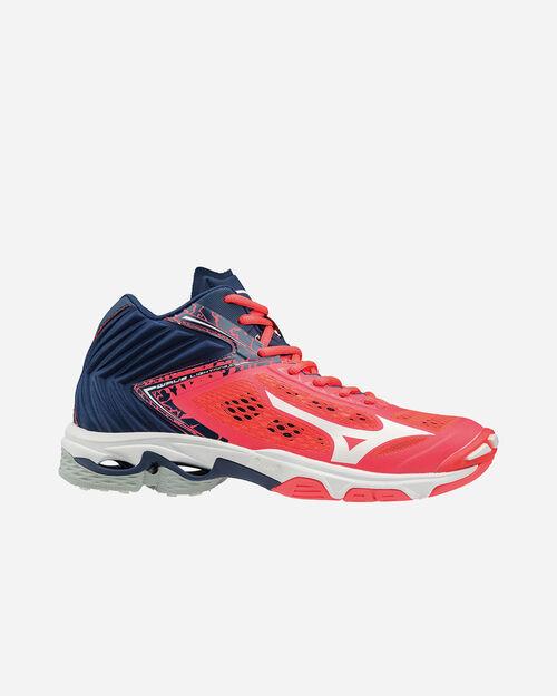 87a9f378f9 Scarpe Volley Mizuno Wave Lightning Z5 Mid W V1GC1905-01   Cisalfa Sport