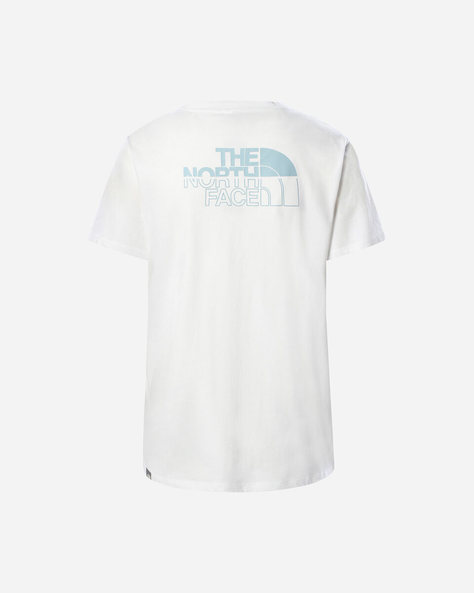 T-Shirt THE NORTH FACE CAMPAY BACK LOGO W S5296487 scatto 1