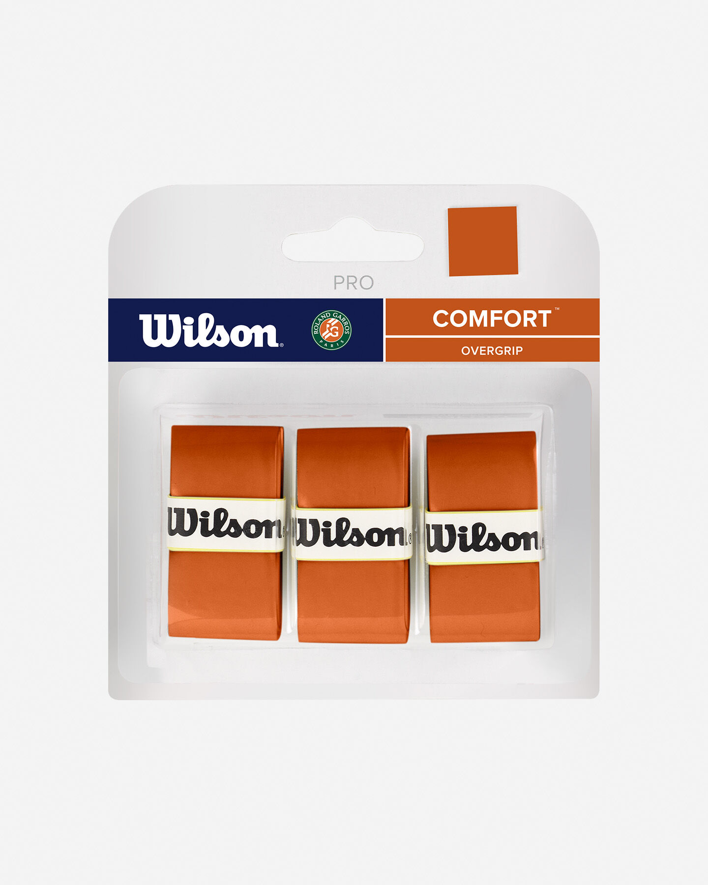 Grip tennis WILSON RG PRO CLAY S5245405 UNI NS scatto 0